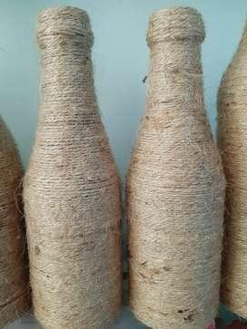 Hand craf Vas Bunga dekorasi rumah