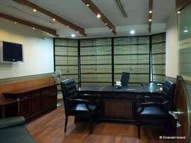 Well furnished office on Rent Opp.Taj Restrurant Near Pims Hospital
