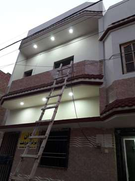 New constructed House, ground+1  Zeal Pak society Hyderabad.