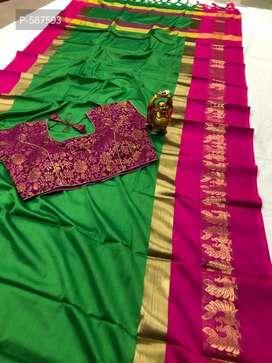 Silk sarees cotton sarees
