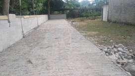 Tanah 1 Jt-an dekat Jalan Parung-Cibinong. Cicilan 12x