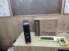 FULLSET computer -/BEST PRICE -10800 -/KEYBOARD & MOUSE zebronics-/