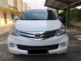 Toyota Avanza G AT 2015 Warna Putih