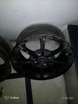 """14"""" alloy rims 4 for city and vitz.."""