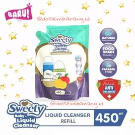 Sweety Bottle Cleanser 450ml Refill
