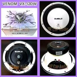 Subwoofer Venom Diablo [ DF Car Audio]