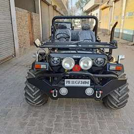 Modified Open Jeeps Willy's Jeeps Modified Gypsy Modified Thar