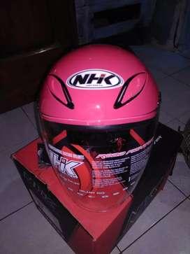Nhk R6 warna pink