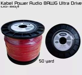 Kabel Strum Awg 8 Ultra, Kualitas Bagus