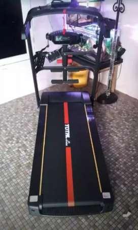 7 fungsi treadmill elektrik fmaxx 50 turi sport