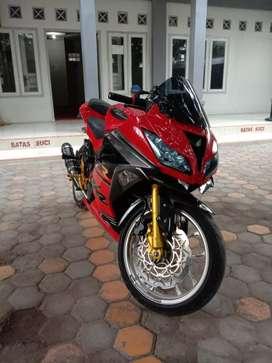 Kawasaki Ninja 250fi 2013 modif