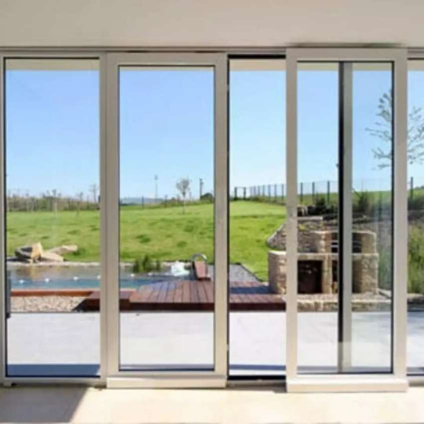 Kusen pintu jendela aluminium 0