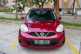 CASH Nissan march M/T 2016 termurah se OLX