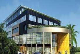 Phoenix Paragon Plaza, consists of premium boutique office spaces, sho