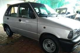 Maruti Suzuki 800 AC BSIII, 2010, Petrol