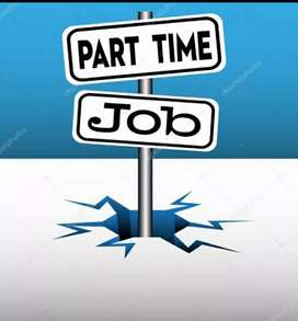 Parttime and full time job earn money 15000 above