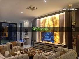 Specialist wallpaper dinding dan plafon medan