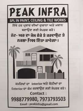 Construction Available in 800/- persqft