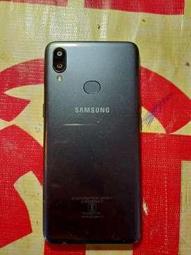 Samsung M01s black