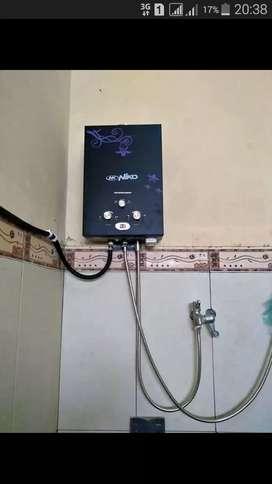 Water Heater Gas # Mandi Air Hangat Yahud