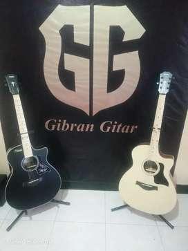 Gitar custom yamaha. Cirt. Taylor dll