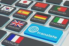 To Offer Translation Services (English to Urdu) (Urdu To English)