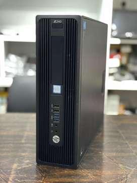 HP i5 7th Generation Desktop - 1 YEAR Warranty