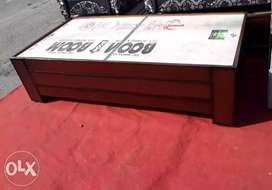 New Solid Ply-wood Diwan + box ,6*3 feet