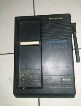 Telepon Hp Rumah Jadul Panasonic Made in Japan