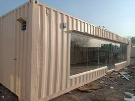 customisable container/partition office container for sale