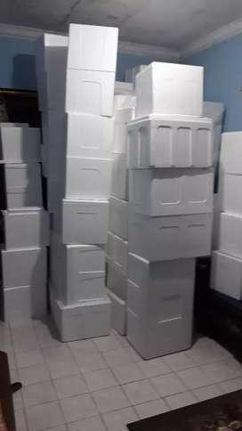 Jual Styrofoam Box & Lembaran Styrofoam.
