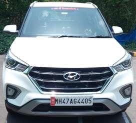 Hyundai Creta 1.6 SX Automatic Diesel, 2018, Diesel