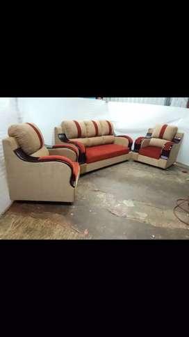 new recron cushion sofa set
