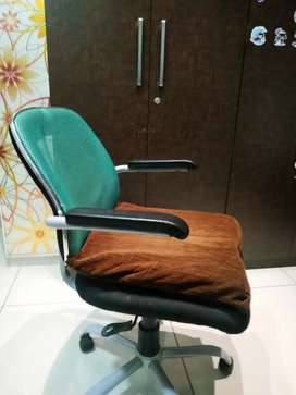 Imported office chair with cushion
