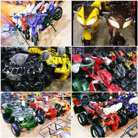 FULL option ATV QUAD petrol and Battery model available FOR SELL.