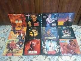 Laserdisc film-film Action Silat