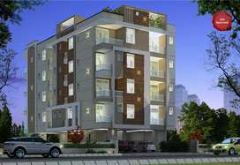 Semifurnished 2 bhk flats JDA & RERA approved