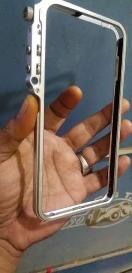 Bumper case alumunium iphone 6splus