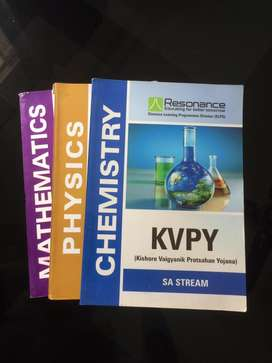 Resonance KVPY SA Stream P,C,M