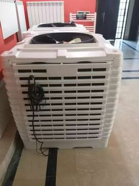 Duct Industrial Evaporative air Cooler chiller
