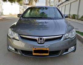 HONDA CIVIC IVTEC PROSMETIC