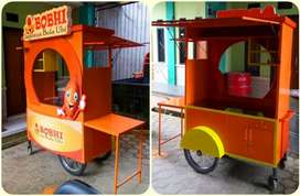 BOOTH BAZAR/BOOTH JUALAN/BOOTH MAKANAN/BOOTH CONTAINER