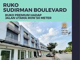 Ruko Siap Pakai Di Jalan Utama | RUKO SUDIRMAN BOULEVARD JABABEKA