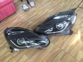Jual Headlamp Honda Brio RS smoke Black