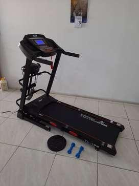 Alat Fitness Treadmill Elektrik TL 138 - Treadmill Electric Murah