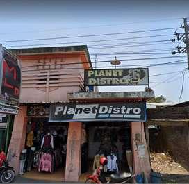 Disewakan Lahan Strategis di Desa Pakisaji Kab. Malang