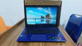 Laptop Asus A43S Intel Core i3-2330 RAM 4GB Harddisk 500GB siap pakai