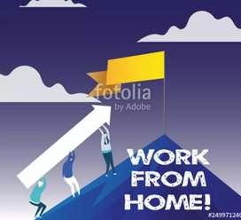 Home base weekly job