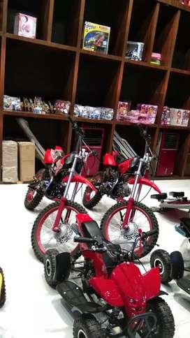 Motor cross 110 cc