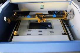 Laser cutting+Engraving machine 4.size working area 30.cm to 20.cm